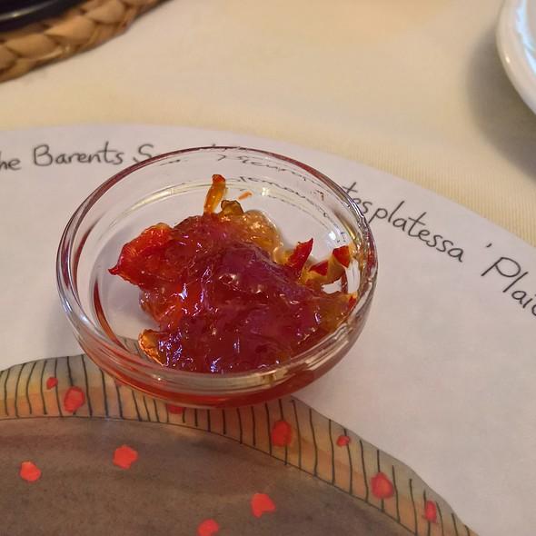 Red Pepper & Chilli Marmalade