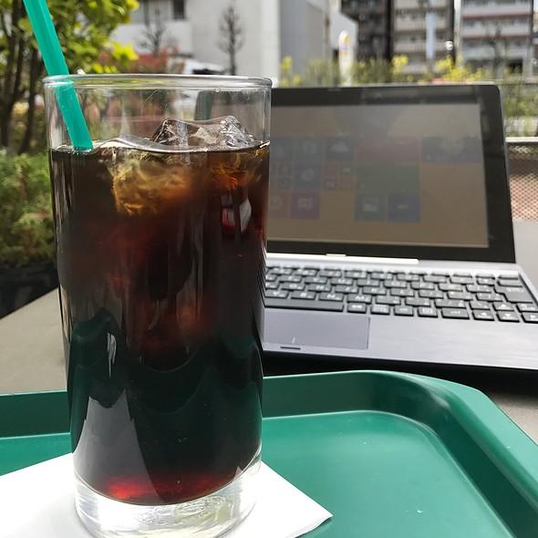 アイスコーヒー @ PRONTO CIAL桜木町店