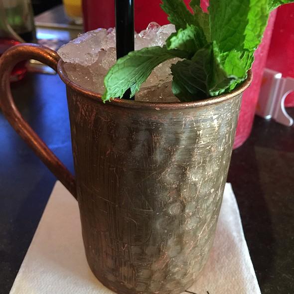 Moscow Mule @ Lock & Key Social Drinkery