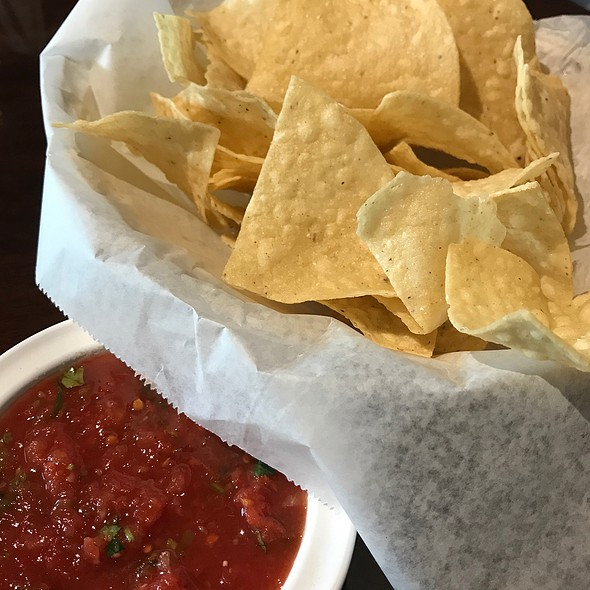 Chips & Salsa @ Garcia's Mexican Restaurant
