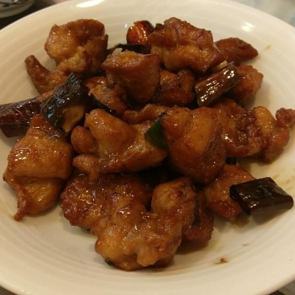 Kung Pao Chicken @ 好口味食坊