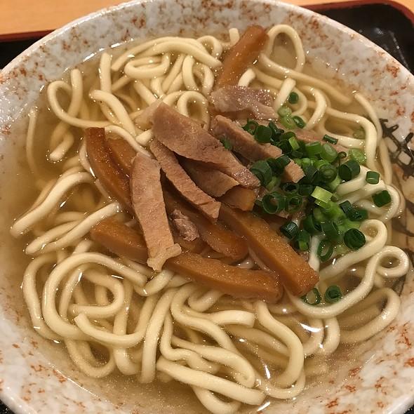 Yaeyama Soba