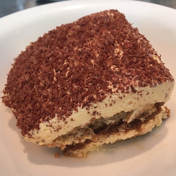 Tiramisu @ Brawn Restaurant