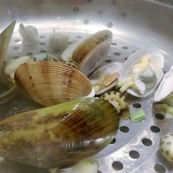 steamed Shellfishs