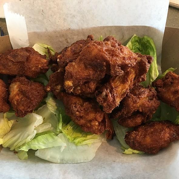 Wings of Fire @ Oak Street Beach Cafe