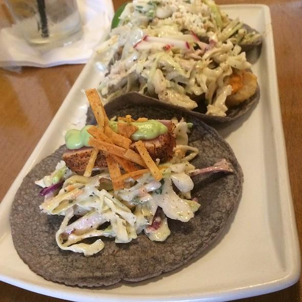 Atun Tacos @ Babalu Tacos & Tapas