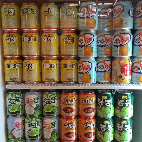 Korean Sodas
