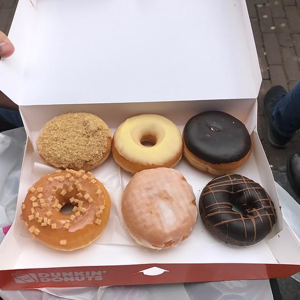 Box Of Donuts @ Dunkin Donuts
