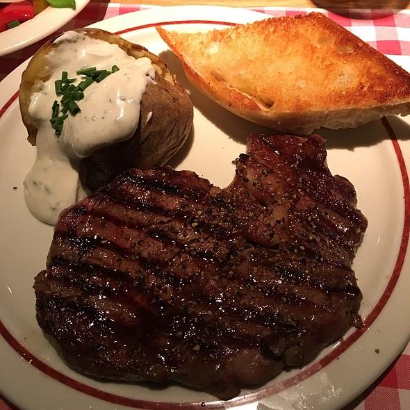 Ribeye Steak @ Block House