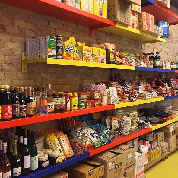 Korean Groceries