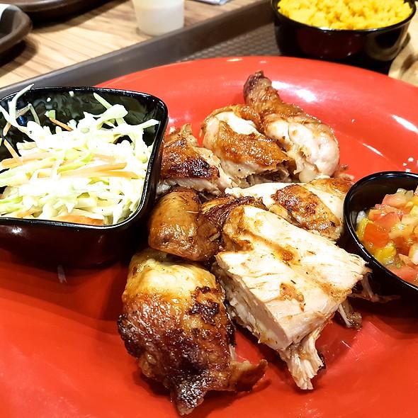 Piri-Piri Grilled Chicken @ Frangos