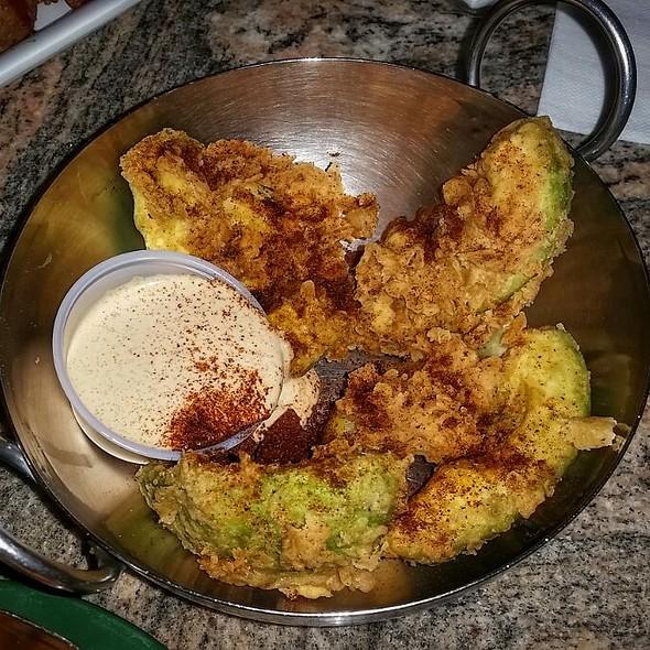 Fried Avocado @ Prison Hill Brewing Company