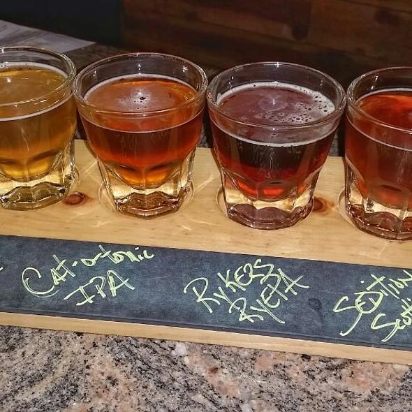 Beer Sampler @ Prison Hill Brewing Company