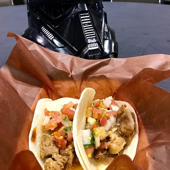 Spicy Pork Tacos