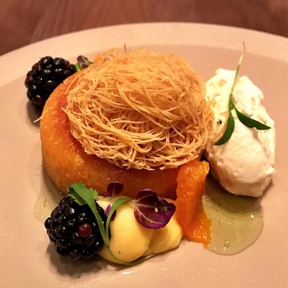 Lemon Olive Oil Cake @ Kendall's Brasserie & Bar