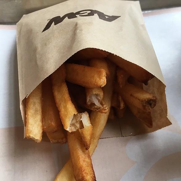 Fries @ A&W