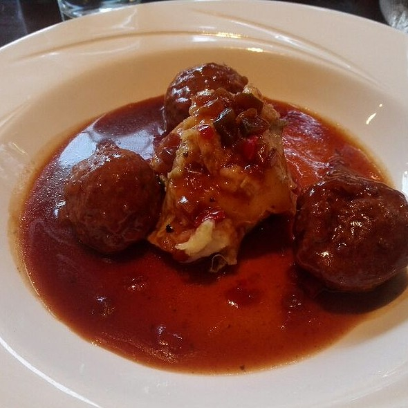 Prime Irish Beef Meatball