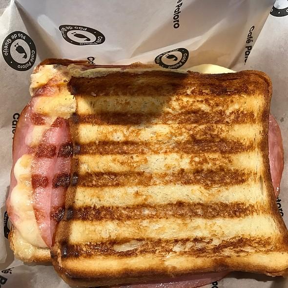Brazilian Ham And Cheese @ Cafe Patoro