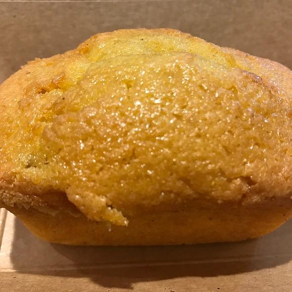 Corn Bread @ Cafe Patoro
