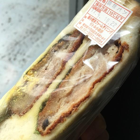 Sandwich @ リトル小岩井