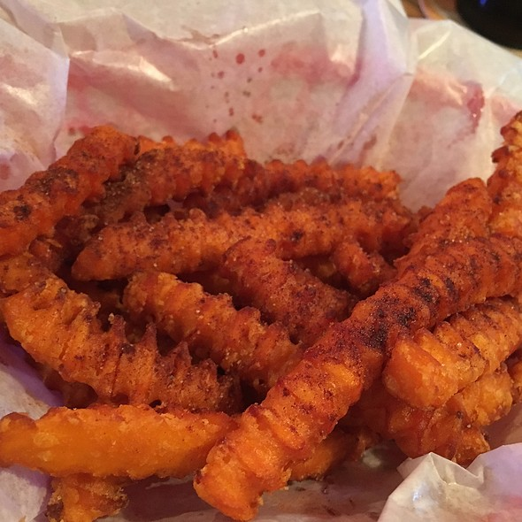 Sweet Potato Fries @ Charlie's Neighborhood Pub & Grub