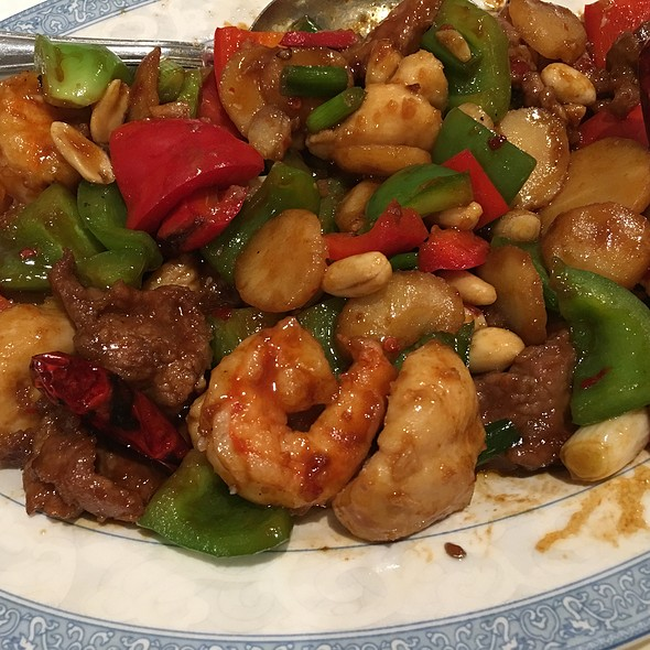 kung pao triple delight.