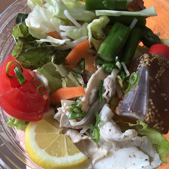 Salad @ 大手町ビル
