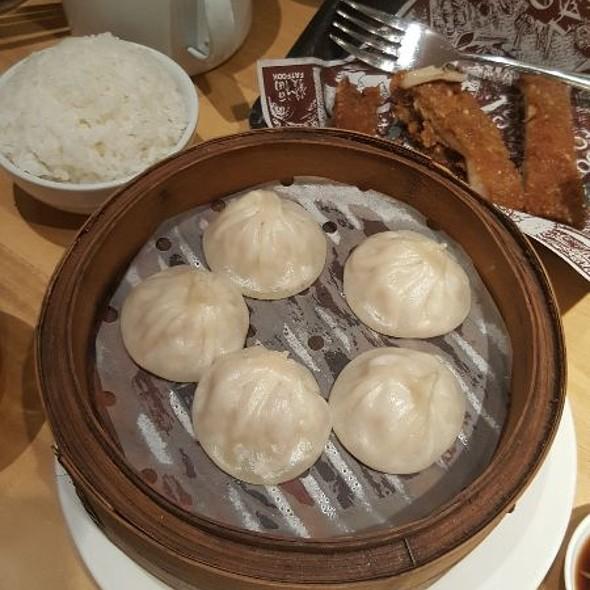 Pork Xiao Long Bao @ Fat Fook