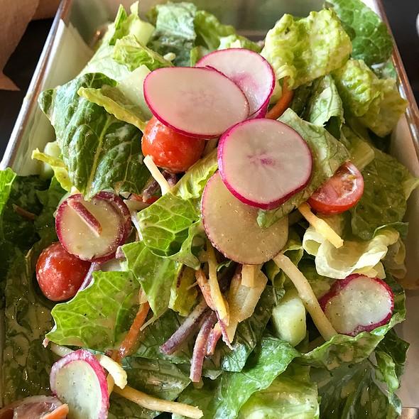 House Salad @ Brasa Rotisserie