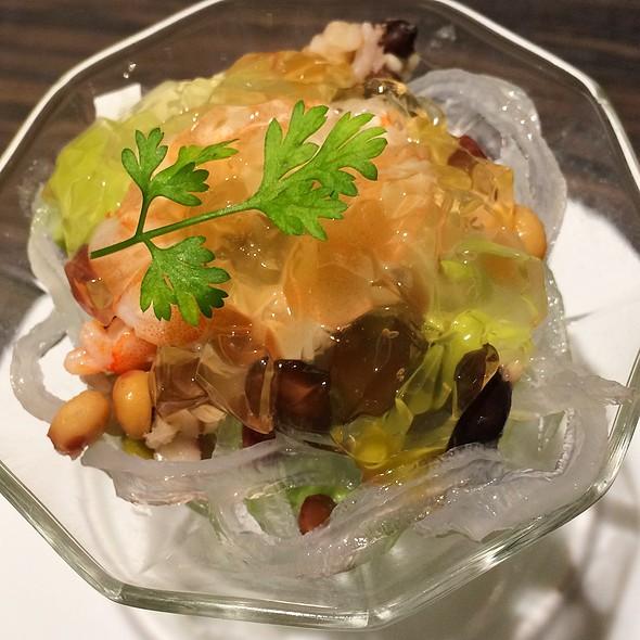Shrimp With Collagen @ Ikebukuro, Japan