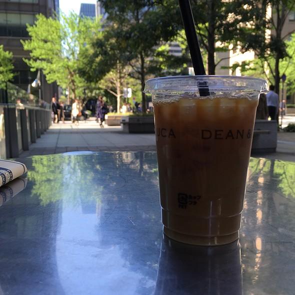 Iced Coffee @ Dean & Deluca