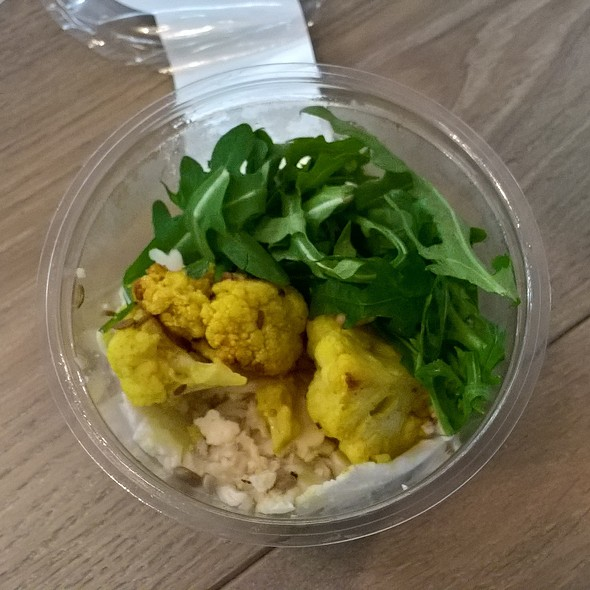 Nutty Cauliflower Trio Veggie Pot