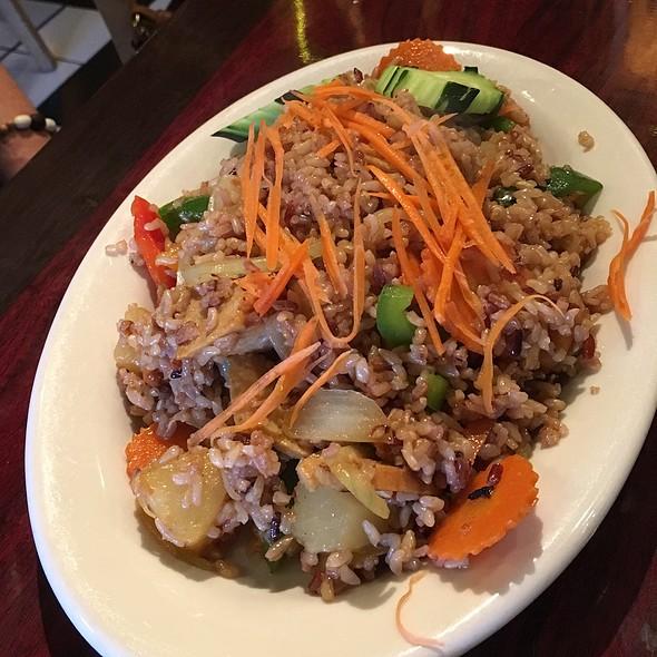 Stir Fried Rice  @ Thai Vegan Restaurant