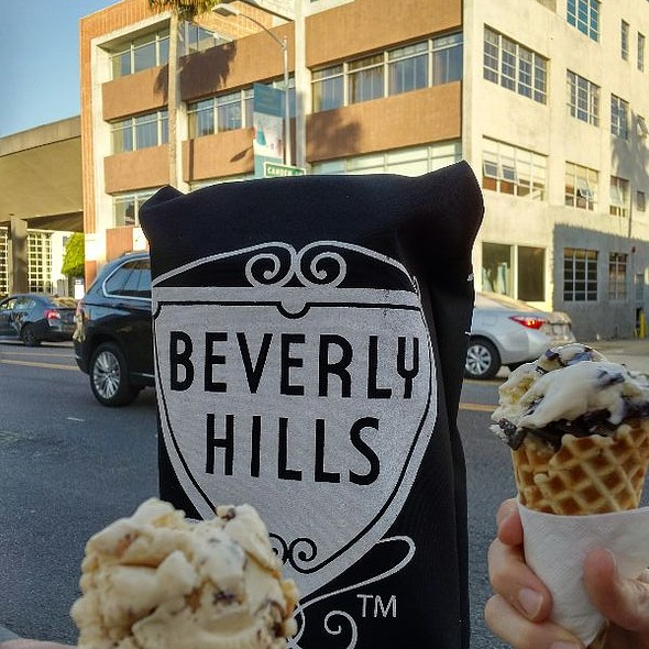 Cones In Beverly Hills