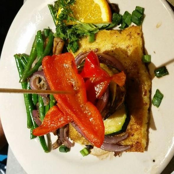 Roasted Vegetable Napoleon