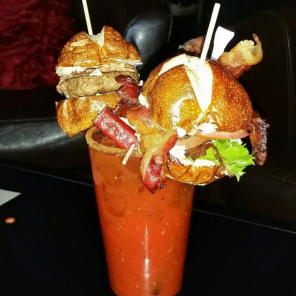 The Dowski Bloody Mary @ 4 Sisters Wine Bar & Tapas