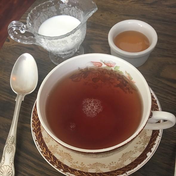 Montagne Bleue Tea