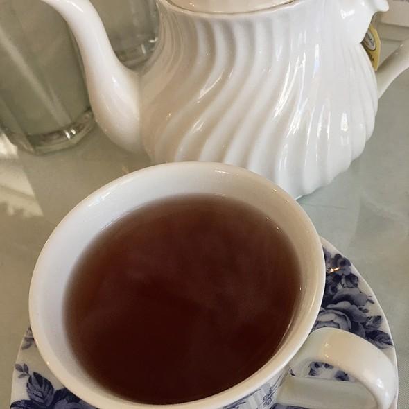 African Bush Tea And Mandarin Orange