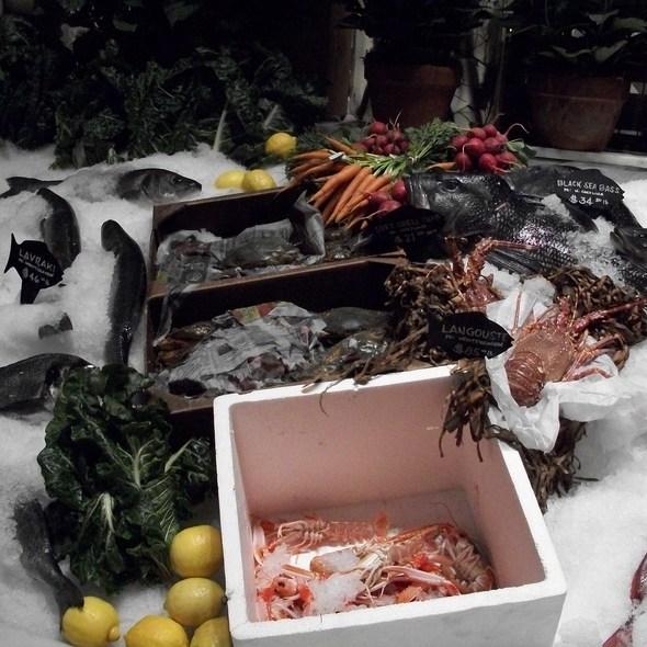 Fresh Fish - Estiatorio Milos - NY, New York, NY