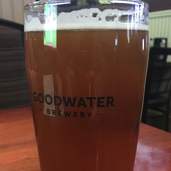 Goodwater Hoppy Side Of Pale