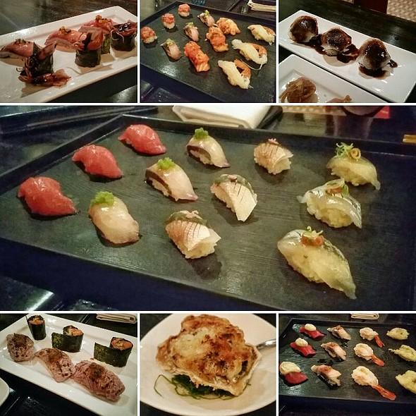 Omakase @ Sushi of Gari 46