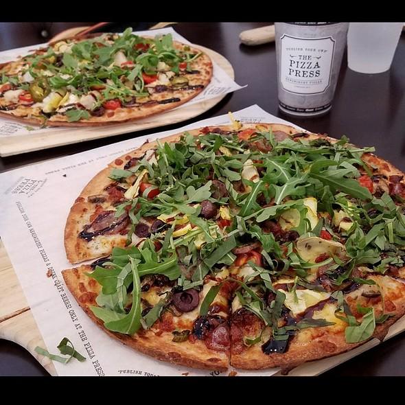 Pizzas @ Pizza Press