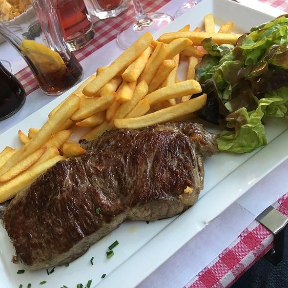Faux-Filet De Charolais @ Le comptoir des Voconces