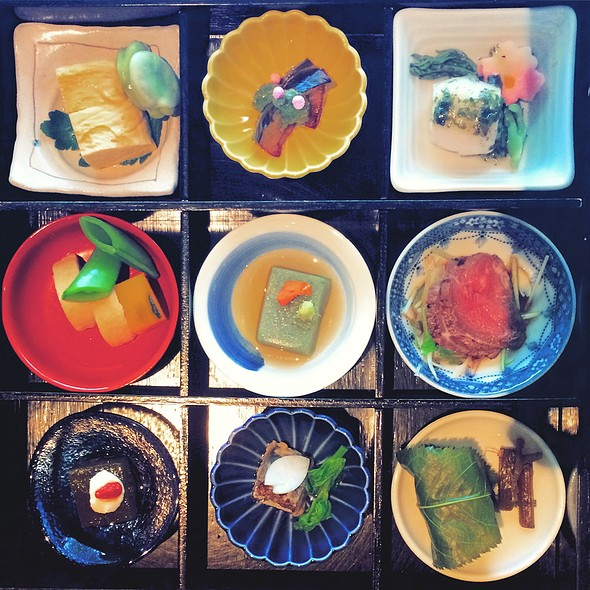 Appetizer @ Aoyama Garden Resort Rosa Blanca