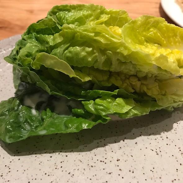 Lettuce Sandwich
