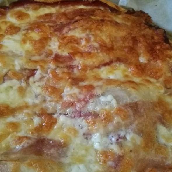 Pizza Speak E Mozzarella