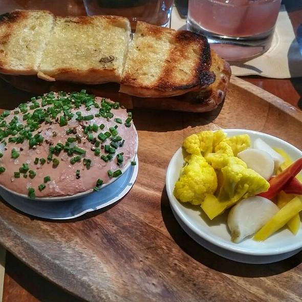 Duck Liver Mousse @ Gramercy Tavern
