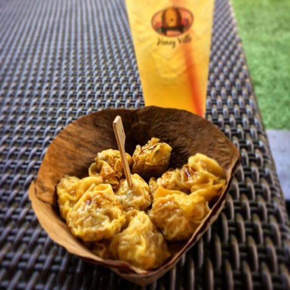 Pork Dumplings @ Gourmet Market K Village