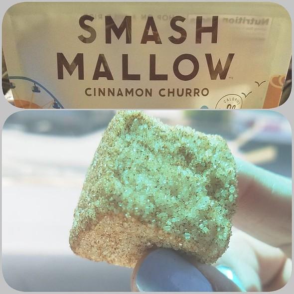 Cinnamon Churro Smash Mallow @ Safeway