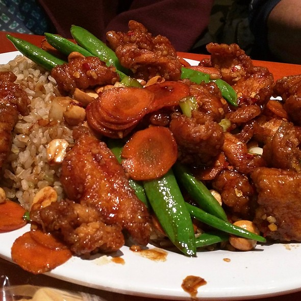 Kung Pao Chicken @ Pei Wei Asian Diner